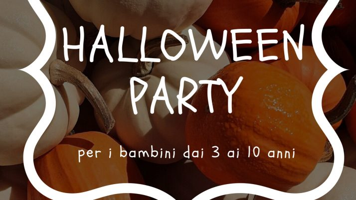 Halloween Party 2017- Officine Cre-attive