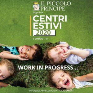 CENTRI ESTIVI 2020 mailing