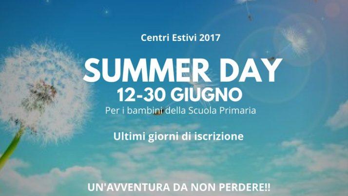 Summer Day 2017