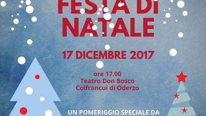 FESTA DI NATALE- domenica 17 dicembre 2017